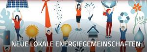 Neue lokale Energiegemeinschaften