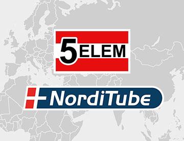 5ELEM und NordiTube bündeln ihre Kräfte in China © NordiTube Technologies SE